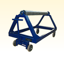 Heavy Duty Batching Trolley